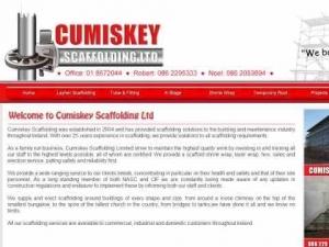 Cumiskey Scaffolding Limited