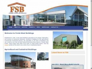 Forde Steel Buildings