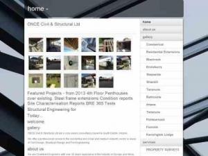 ONCE Civil & Structural Ltd