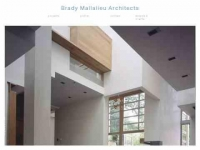 Partner Brady Mallalieu Architects