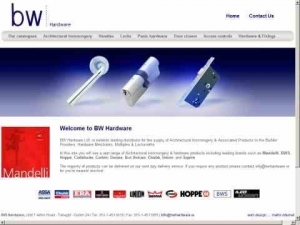 BW Hardware Ltd