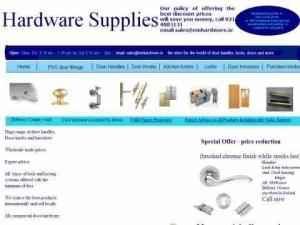 Handle Supplies (t/a EM Hardware Supplies L