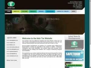 Irish Tar & Bitumen Suppliers