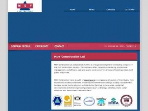 MDY Construction Ltd