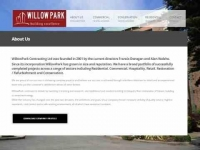Willow Park Contracting Ltd
