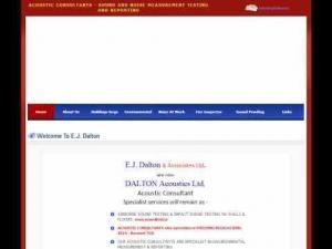 E.J. Dalton & Associates Ltd / Acoustifire