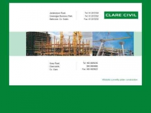 Clare Civil Engineering Ltd
