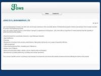 Jons Civil Engineering Company Ltd