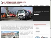 P J Edwards & Co Ltd