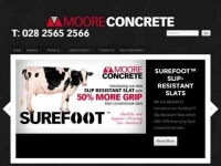 Moore Concrete Products Ltd