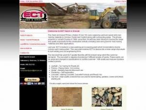 ECT Sand & Gravel Ltd