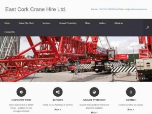 East Cork Crane Hire Ltd