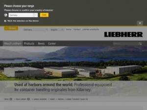 Liebherr Container Cranes Ltd