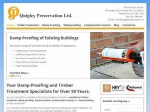 Quigley Preservation Ltd