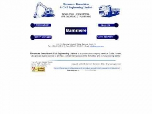 Barnmore Demolition & Civil Engineering Limited