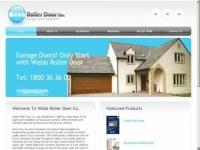 Webb Roller Door Co