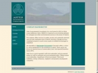 Aster Environmental Consultants Ltd