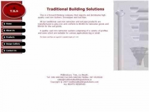 Traditional Building Solutions