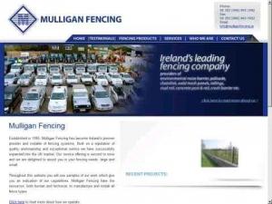 Mulligan Fencing
