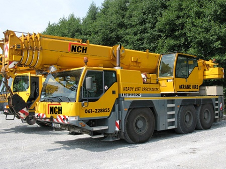 Nationwide Crane Hire