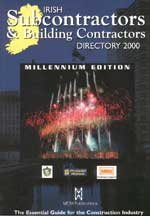 Irish Subcontractors & Building Contractors Directory 2000