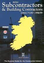 Irish Subcontractors & Building Contractors Directory 1998/99